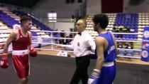 EMİN GÜRSOY - Büyük Erkekler Türkiye Ferdi Boks Şampiyonası