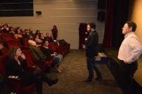 DAMLA SÖNMEZ - Ödüllü Film Taksim Hold'em Nilüfer'de İzleyici İle Buluştu