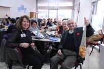 HALİL İBRAHİM ŞENOL - Ücretli Poşet Geliyor, Kursiyerler Harıl Harıl File Örüyor