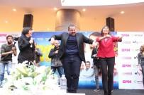 GONCA VUSLATERİ - Hedefim Sensin ekibinden danslı gala