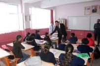 Ağrı Milli Eğitim Müdürü Tekin'in Okul Ziyaretleri