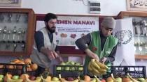 HABER BÜLTENLERI - Mazlumlar Yararına 'Yemen Manavı' Kampanyası