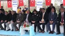 AFAD Konutları Teslim Töreni