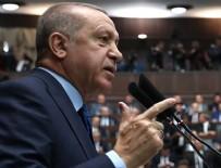TBMM - Erdoğan'dan AK Parti'nin İstanbul adayı ile ilgili flaş açıklama