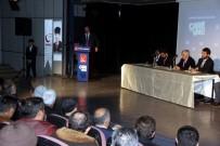 MAHMUR - Saadet Partisi Genişletilmiş İl Divan Toplantısı Yapıldı