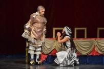 ALTAN ERKEKLİ - Yıldırımlılar Tiyatro Salonlarını Doldurdu