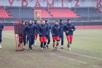 TFF - Karaköprü Belediyespor'da İkinci Devre Hazırlıkları Başladı