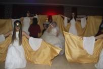 METİN YILDIZ - SP Hastası Rojda'nın 'Düğün Hayali' Gerçek Oldu