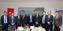 MEHMET SEZGIN - Doğu Karadeniz Bölge Turizminin Yol Haritası Belirlendi