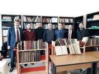 PALEONTOLOJI - DPÜ Kütüphanesi Destek Ve Bağışlarla Büyüyor