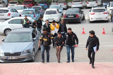 Bodrum'da Suçüstü Yakalanan 3 Uyuşturucu Taciri Tutuklandı