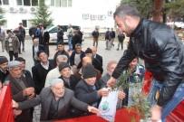 Sarıcakaya Belediyesi'nden Ağaçlandırma Seferberliğine Destek