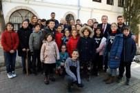 ERSİN KORKUT - Ersin Korkut Tiyatrocu Çocuklar İle Buluştu