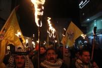 Filistin Ulusal Kurtuluş Hareketi'nin 54. Kuruluş Yıldönümü