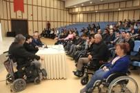 SDÜ'de Engelli Bireylerin Gözünden Engelsiz Yaşam Paneli