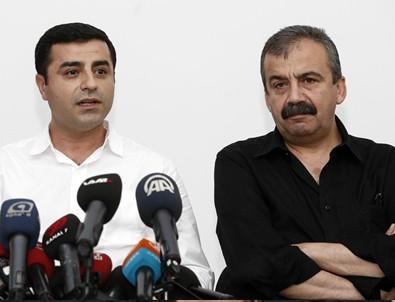 Selahattin Demirtaş ve Sırrı Süreyya Önder'in cezaları onandı