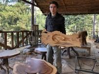 MASA SANDALYE - Hobi Olarak Başladı, Üretime Geçti