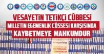 HALKIN KURTULUŞ PARTİSİ - Memur-Sen'den Danıştayın Başörtüsü Kararına Tepki