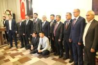 PETEK DİNÇÖZ - MHP, Alim Işık Ve 3 İlçenin Belediye Başkan Adayını Tanıttı