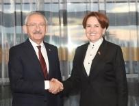 BATTAL İLGEZDI - Sevilay Yükselir: Ankara'dan CHP, İstanbul'dan İYİ Parti aday çıkarmayacak!