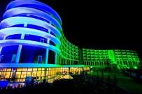KONGRE SALONU - 'Türkiye'nin Kongre Oteli Olmaya Adayız'