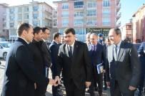 OSMAN ALTıN - Vali Şahin'den Akyurt'a Ziyaret