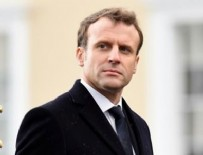 Macron'dan  küstah yanıt