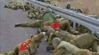 İsrail askerinin fotoğrafını Türk askeri gibi gösterdiler!