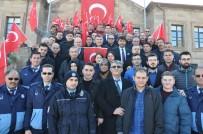 FAHRI YıLDıZ - Zeytin Dalı Operasyonuna Ürgüp'ten Destek