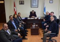 SİNAN ÇETİN - Didim Ticaret Odası DİFTAD'ı Ağırladı