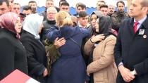 Kazada Şehit Olan Polis Son Yolculuğuna Uğurlandı