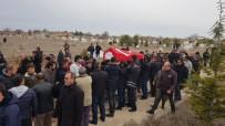 Şehit Polis Recep Seven, Gözyaşlarıyla Son Yolculuğuna Uğurlandı