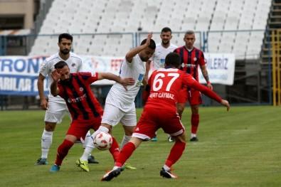TFF 2. Lig Açıklaması Fethiyespor Açıklaması 1 - Zonguldak Kömürspor Açıklaması 0