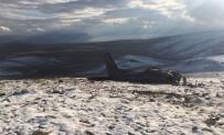 Isparta'da Düşen Uçağın Parçaları Bir Havacılık Okulunda Sergilenecek