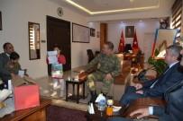 HALIDE NUSRET ZORLUTUNA - Haliliyeli Öğrencilerden Afrin'e Mektup