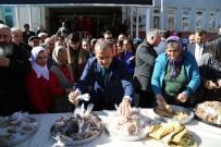 Tunceli'de Afrin Şehitleri İçin Niyaz Dağıtıldı
