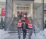Haberleşme Ve Enerji Nakil Kablosu Çalan 2 Kişi Tutuklandı