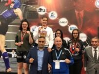 MEXICO - Muay Thai Türkiye Şampiyonasında Birinci Oldu