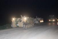Sıfır Noktasına Tank Sevkiyatı Sürüyor