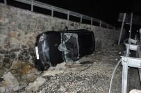 MEHMET BAYRAKTAR - Seydişehir'de Trafik Kazası Açıklaması 4 Yaralı
