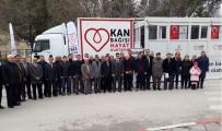 Pınarhisar'da Kan Bağışı Kampanyası