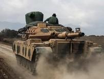 Afrin'de 'Hilal' tamamlandı