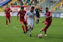 ANDRE SANTOS - Boluspor, Altınordu'yu Gol Yağmuruna Tuttu