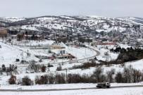Kırklareli'nde Kar Yağışı