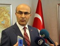Vali Demirtaş'tan 1 Milyar Dolarlık Yatırım Açıklaması