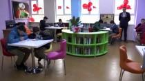 Şehit Polisin Adı Kütüphaneye Verildi