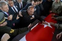 Afrin Şehidi Dualarla Son Yolculuğuna Uğurlandı