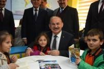Şehit Polis Memuru Şerife Özden Kalmış'ın Adı Kütüphanede Yaşatılacak