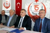 ALI İNCI - Sakarya 15 Temmuz Milli İrade Derneği Başkanı Ali İnci Açıklaması 'Gazilik Unvanı Sakarya'nın Hakkı'