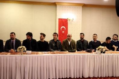 Sanat Ve Spor Camiasının Önemli İsimlerinden Mehmetçiğe Moral Ziyareti